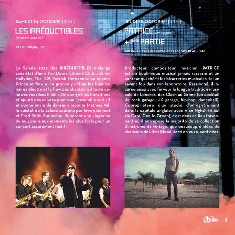 prog VIP rentree 2017 - page a page9